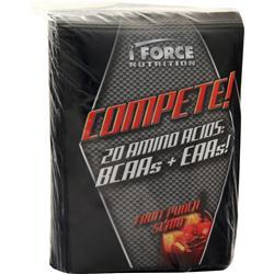 Iforce Compete! Fruit Punch Slam EXPIRES 4/17 10 pckts