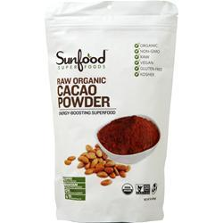 Sunfood Chocolate Cacao Powder 1 lbs