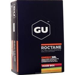 Gu Roctane Ultra Endurance Energy Gel Mixed Box 24 pckts
