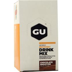 Gu Recovery Brew Chocolate Smoothie 12 pckts