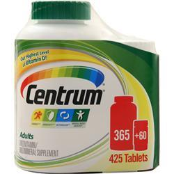 Centrum Centrum Multivitamin - Adults Under 50 425 tabs