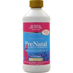 Buried Treasure PreNatal Plus DHA Complete 16 fl.oz