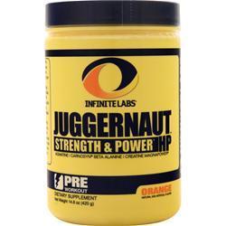 Infinite Labs Juggernaut HP Orange 390 grams