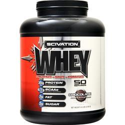 Scivation Whey Powder Chocolate 4.6 lbs