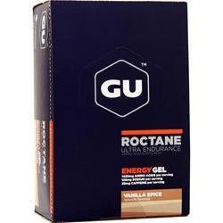 Gu Roctane Ultra Endurance Energy Gel Vanilla Spice 24 pckts