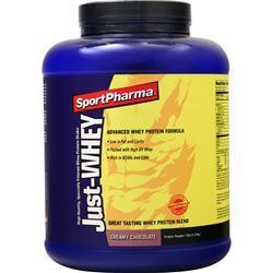 SportPharma Just-Whey Chocolate 5 lbs