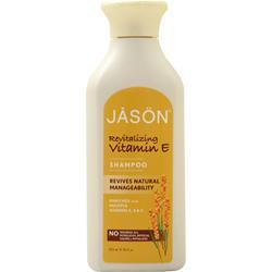 Jason Body Enhancing Shampoo Vitamin E with A & C 16 fl.oz
