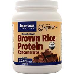 Jarrow Brown Rice Protein Chocolate Flavor 1.2 lbs