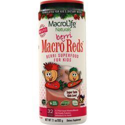 Macrolife Naturals Macro Reds Berry 7.1 oz