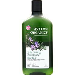 Avalon Organics Shampoo Volumizing Rosemary 11 fl.oz