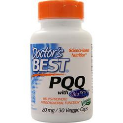Doctor's Best PQQ with BioPQQ 30 vcaps