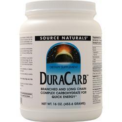Source Naturals DuraCarb 16 oz