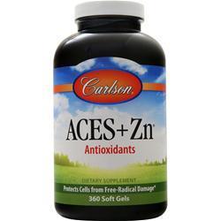 Carlson ACES + Zn 360 sgels