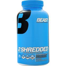 Beast Sports Nutrition 2 Shredded 120 caps