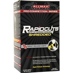Allmax Nutrition Rapidcuts Shredded 90 caps