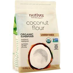 Nutiva Coconut Flour 25 lbs