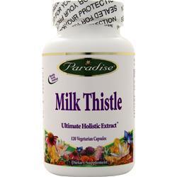 Paradise Herbs Milk Thistle 120 vcaps