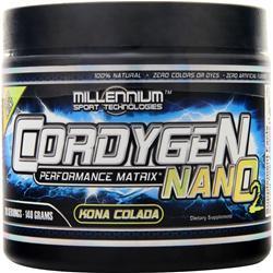 Millennium Sports Cordygen Nano2 Kona Colada 140 grams