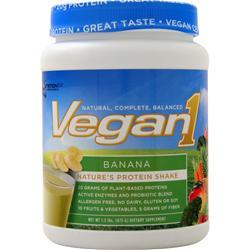 Nutrition 53 Vegan1 Banana 1.5 lbs