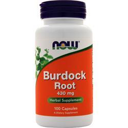 Now Burdock Root (430mg) 100 caps