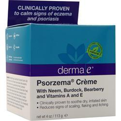 Derma-E Psorzema Creme 4 oz
