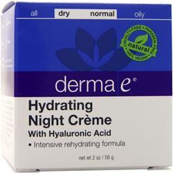 Derma-E Hylauronic Acid Night Creme 2 oz