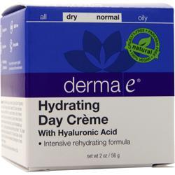 Derma-E Hylauronic Acid Day Creme 2 oz