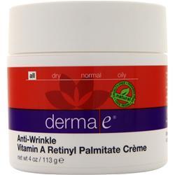 Derma-E Vitamin A Wrinkle Creme 113 grams