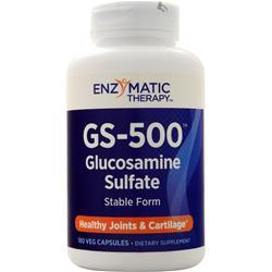 Enzymatic Therapy GS-500 180 caps