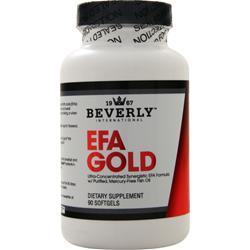 Beverly International EFA Gold 90 sgels