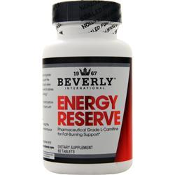 Beverly International Energy Reserve - Pharmaceutical Grade L-Carnitine 60 tabs