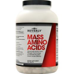 Beverly International Mass Amino Acid Tablets 500 tabs
