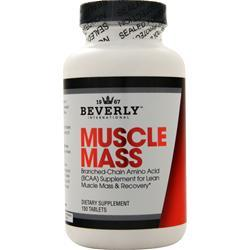 Beverly International Muscle Mass BCAA's 150 tabs