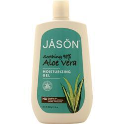Jason Pure Natural Moisturizing Gel Soothing 98% Aloe Vera 16 oz