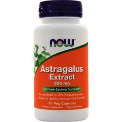 Now Astragalus Extract (500mg) 90 vcaps