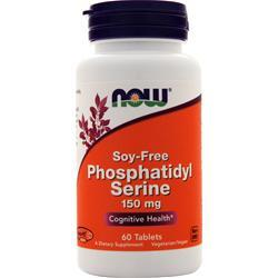 Now Phosphatidyl Serine (150mg) 60 tabs