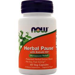 Now Herbal Pause with EstroG-100 60 vcaps