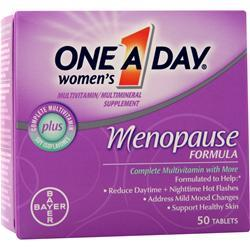 Bayer Healthcare ONE A DAY Menopause Formula 50 tabs