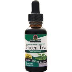 Nature's Answer Green Tea Leaf (Alcohol Free) 1 fl.oz
