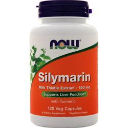 Now Silymarin (150mg) 120 vcaps
