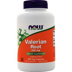 Now Valerian Root (500mg) 250 caps