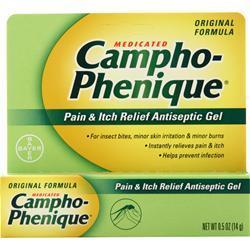 Bayer Healthcare Campho-Phenique Gel .5 oz