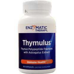 Enzymatic Therapy Thymulus - Strong Immune Support 60 caps