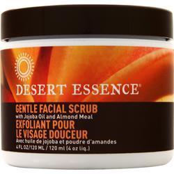 Desert Essence Gentle Stimulating Facial Scrub 4 oz