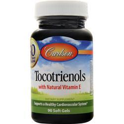 Carlson Tocotrienols with Natural Vitamin E 90 sgels