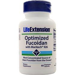 Life Extension Optimized Fucoidan with Maritech 926 60 vcaps