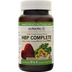 Eclectic Institute Fresh freeze-dried HBP Complete POW-der 90 grams