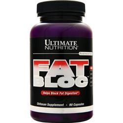 Ultimate Nutrition Fat Bloc Chitosan 500 90 caps