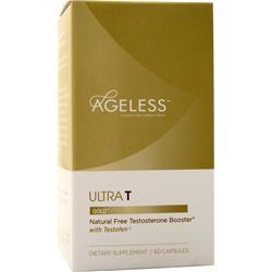 Ageless Foundation Laboratories UltraTGold - All Natural Testosterone Booster 60 caps