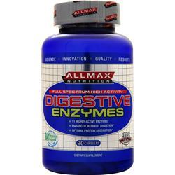 Allmax Nutrition Digestive Enzymes 90 vcaps